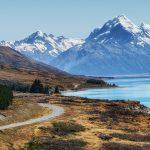 E-Bike Reisen in Neuseeland - Mount Cook, der höchste Berg Neuseelands