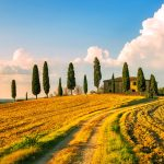 Geführte Radreisen für Singles Toskana