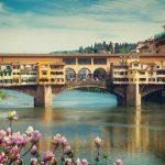 Florenz - Ponte Vecchio - Radreise durch die Toskana mit dem E-Velo