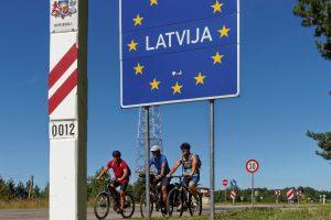 Rundreise mit dem Pedelec (E-Bike ) durch das Baltikum - Lettland ist einer der 3 Baltikum Staaten