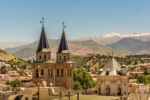 Andalusien Rundreise mit dem E-Bike - die Alhambra in Granada