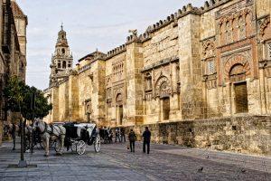 E-bike Reise Andalusien-Mezquita Cordoba