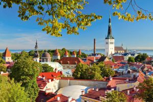 E-Bike Rundreise Baltikum - Tallinn ganz nah an Russland