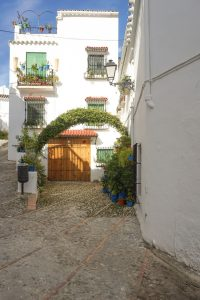 E-bike Reise Andalusien-Zuheros