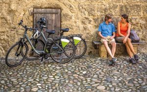 E Bike Ratgeber - Mit dem Pedelec am Gardasee - Rast