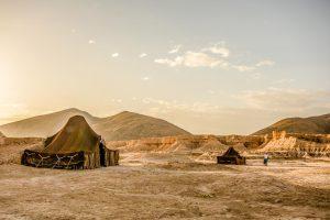 E-Bike-Reisen in Marokko - Eco-Camp etwas weiter im Süden