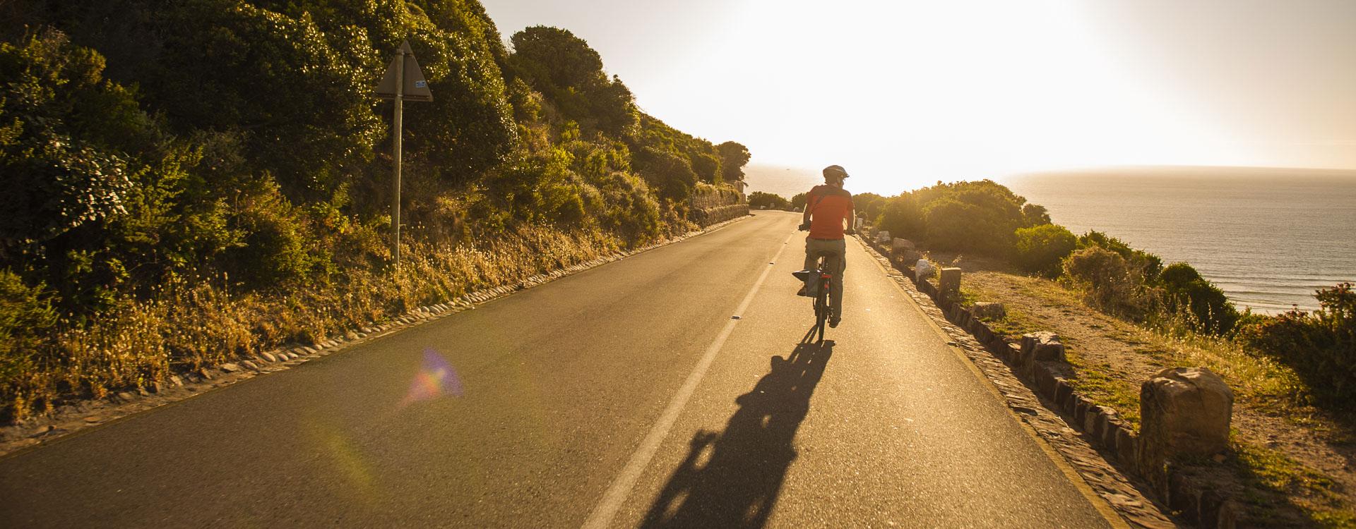 E-Bike-Reise in Südafrika - Radfahren auf der Kap-Halbinsel