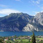 Radtouren Gardasee Panorama