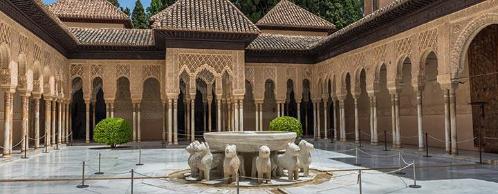 Andalusien Sehenswürdigkeiten: Alhambra