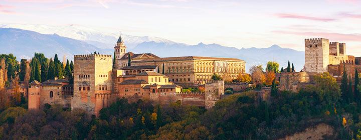 Andalusien Sehenswürdigkeiten: Granada