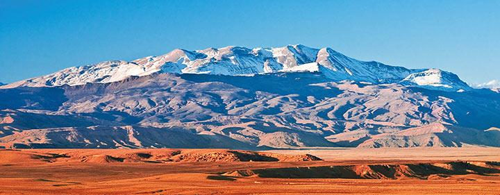 Marokko - Atlas Gebirge - Genießen Sie die Schönheit auf dem E-Bike