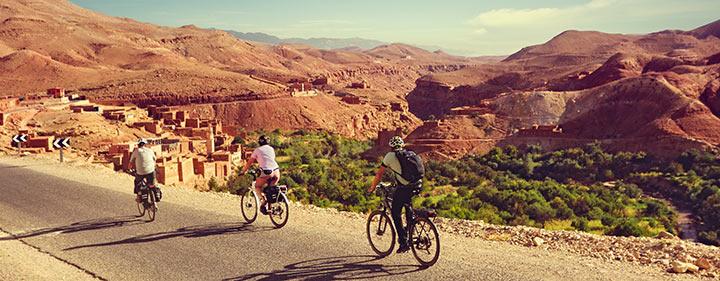 Die erlebnisreiche E-Bike Tour durch Marokko