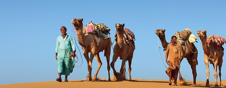 Wüste Sahara - auf der E-Bike Reise durch Marokko erleben