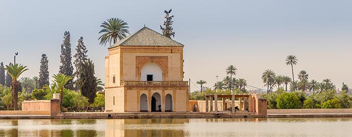 Marokko - Sehenswürdigkeiten - Marrakesch