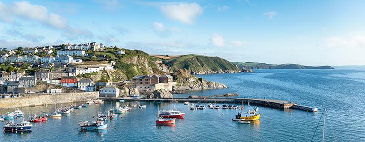 Mevagissey – der malerische Fischerort in Cornwall