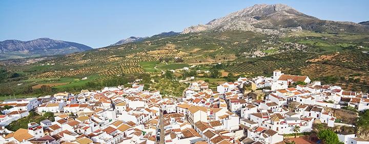 El Burgo - auf der Andalusien Rundreise entdecken