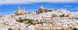 Olvera - Rundreise Andalusien