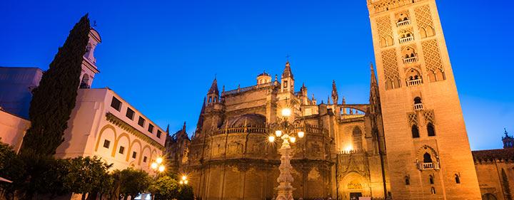 Andalusien Sehenswürdigkeiten - Sevilla