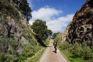 E-Bike-Touren durch Andalusien mit Belvelo