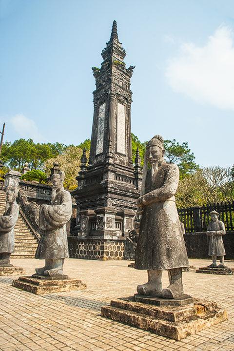 Vietnam Sehenswürdigkeiten - Hue - die geheimnisvolle Kaiserstadt