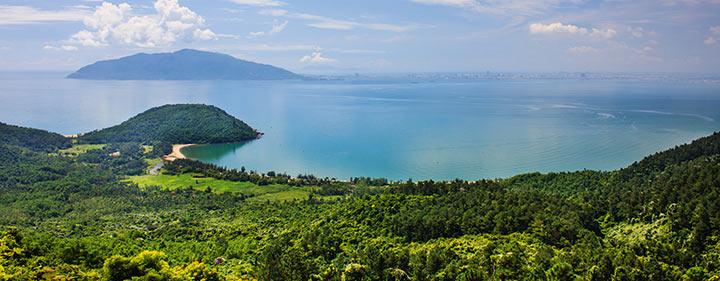 Vietnam Sehenswürdigkeiten - Der Wolkenpass