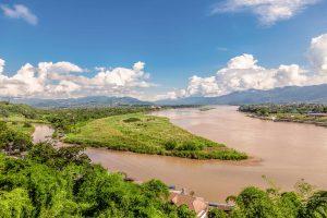 E-Bike Reise durch Thailand - Das Goldene Dreieck, zwischen Myanmar, Laos und Thailand