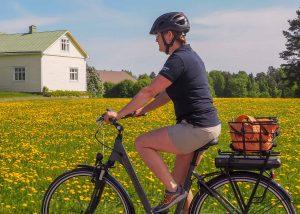 Unsere Tunturi-E-Bikes kommen auch aus Finnland
