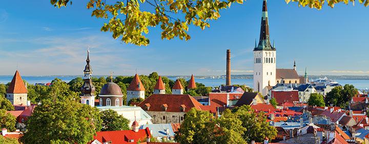 Baltikum - Sehenswürdigkeiten - Tallinn
