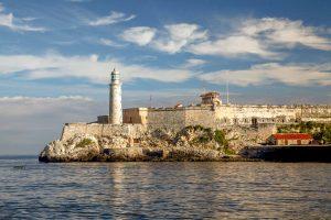 Kuba mit dem E-Bike - Havanna, Castillo de los Tres Reyes del Morro