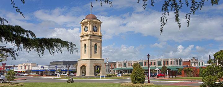 Neuseeland Reise - Jadestadt Hokitika