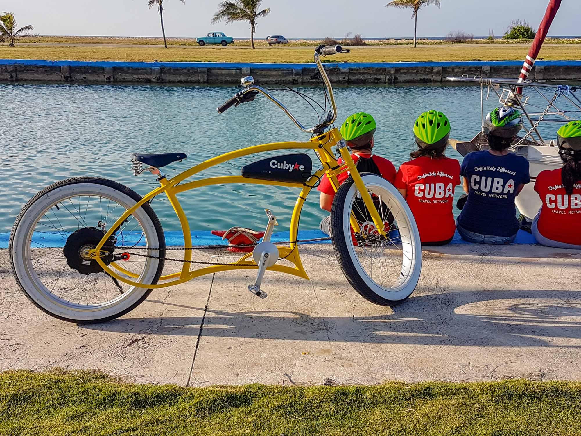 Kuba E-Bike Reise - Kuba Rundreise