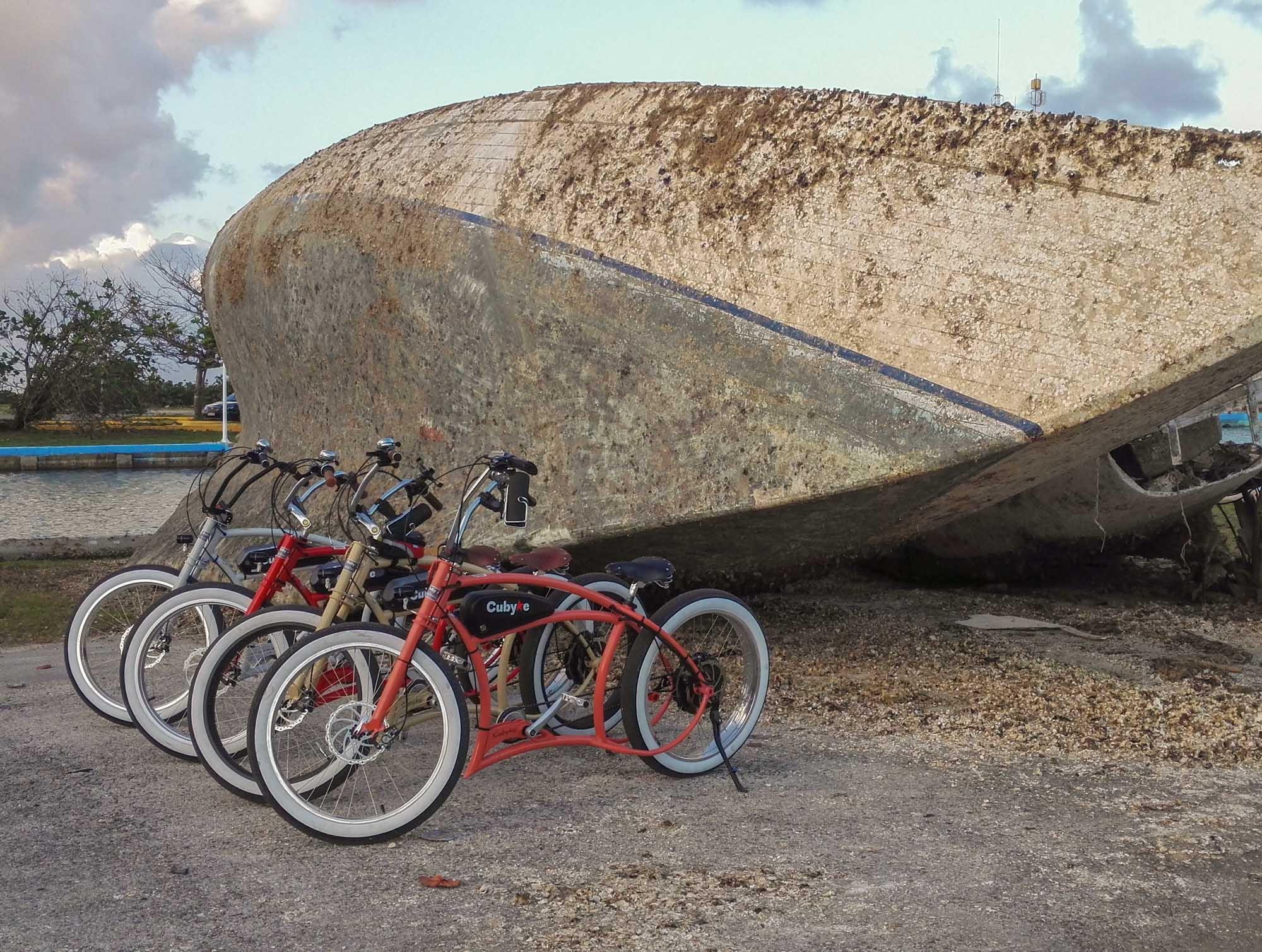 E-Bikes - Kuba Rundreise