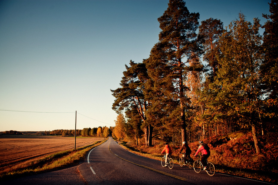 Finnland Urlaub - Kotka - E Bike Reise