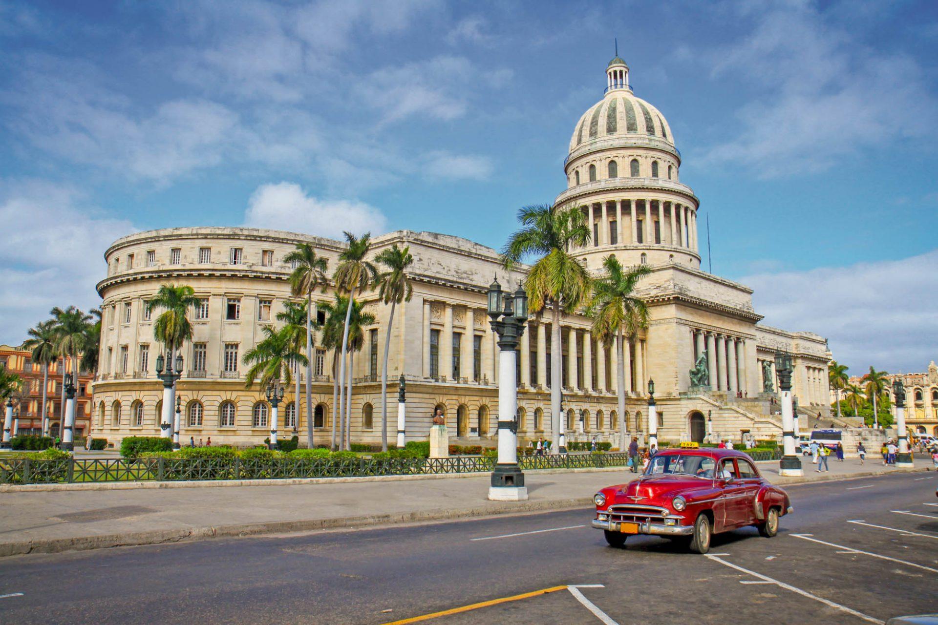 Kapitol-Havanna-Kuba-Rundreise