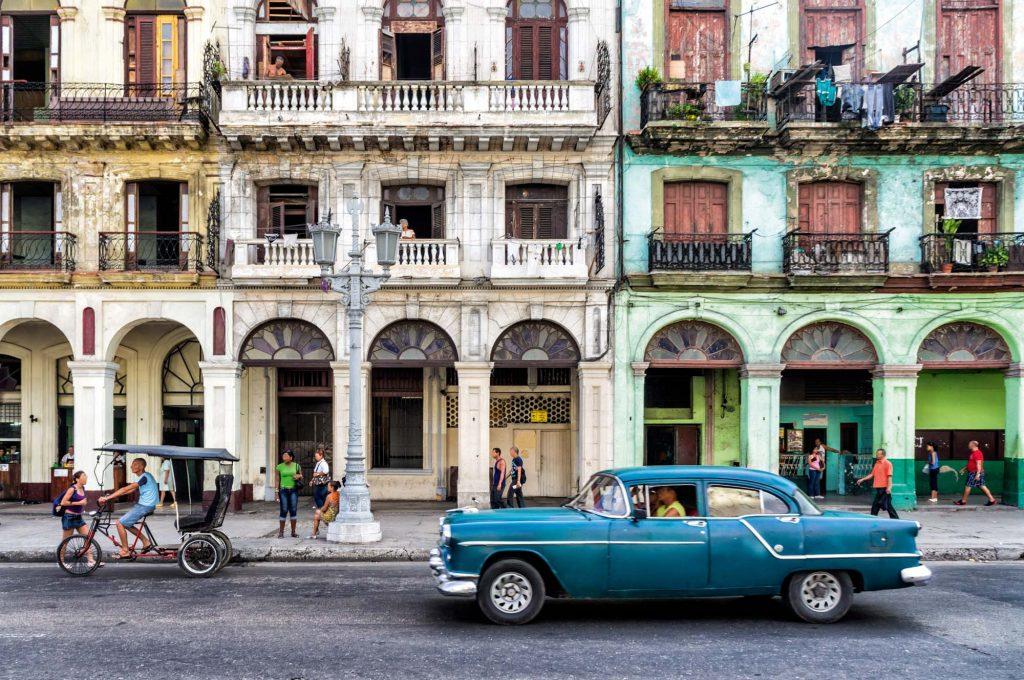 Altstadt-Havanna-Kuba-Rundreise