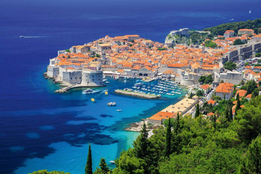 Dubrovnik, die Perle der Adria