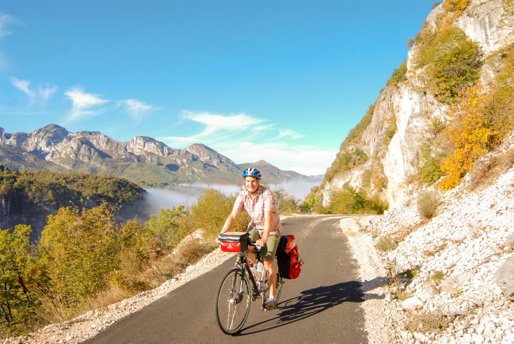 Korčula in Kroatien