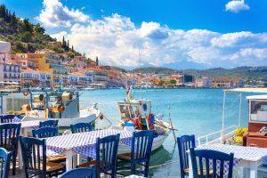 Griechenland per E-Bike mit Belvelo - Gythio
