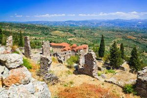 Griechenland per E-Bike mit Belvelo - Mystras