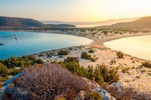 Griechenland per E-Bike mit Belvelo - Simons Strand